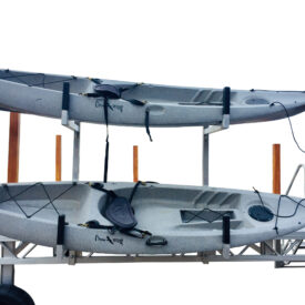 Kayak Rack 4